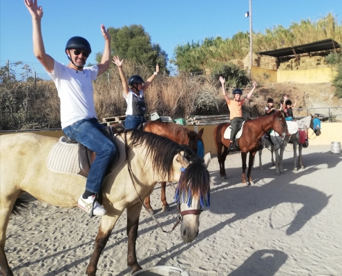Saddle Up horse riding Estepona